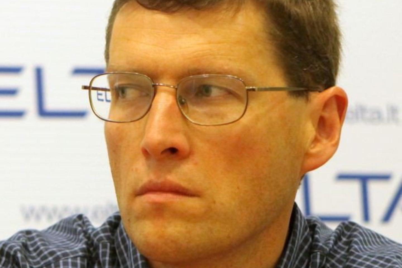 D.Staliūnas pasakoja, kaip keitėsi Žalgirio mūšio vieta lietuvių savimonėje.<br>D.Labutis (ELTA)