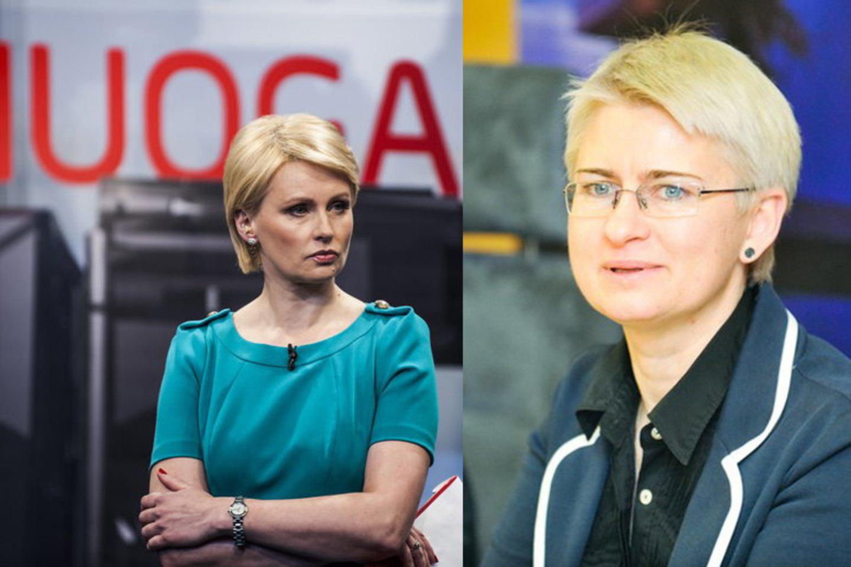 Vesdama laidas TV3 televizijoje, R. Janutienė palaikydavo N. Venckienės pusę.<br>V. Ščiavinsko nuotrauka iš archyvo
