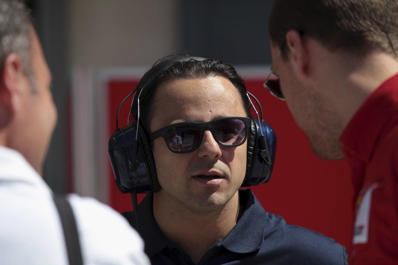 F.Massa džiaugiasi atradęs naują iššūkį.<br>AP archyvo nuotr.