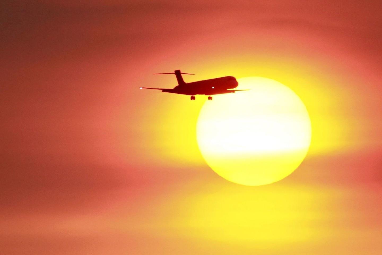 """Tik retas žino, kokią kosminę spinduliuotę patiria lėktuvų įgula ir keleiviai.<br>""""Reuters""""/""""Scanpix"""" nuotr."""