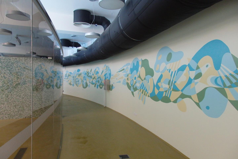 Delfinų terapijos centre – jauku.<br>A.Pilaitienės nuotr.