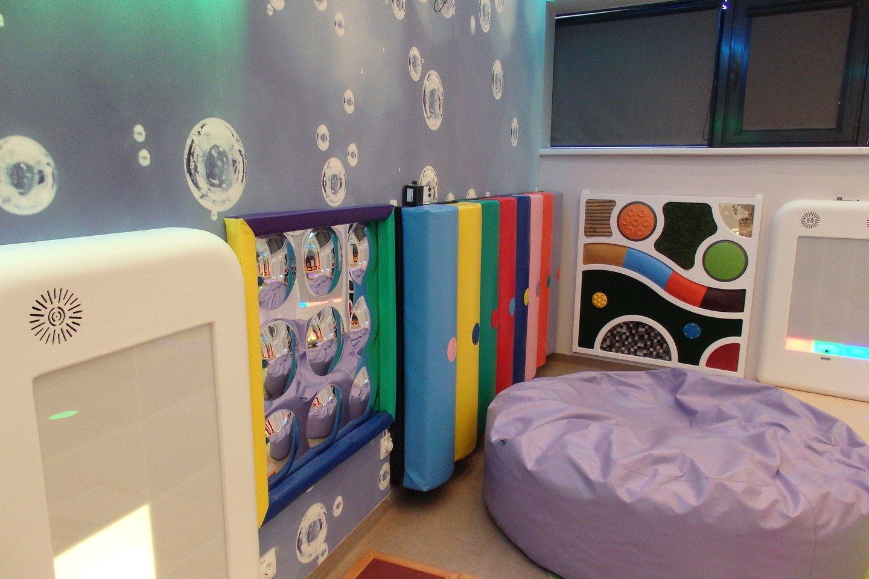 Vaikų laukia nauji modernūs kabinetai.<br>A.Pilaitienės nuotr.