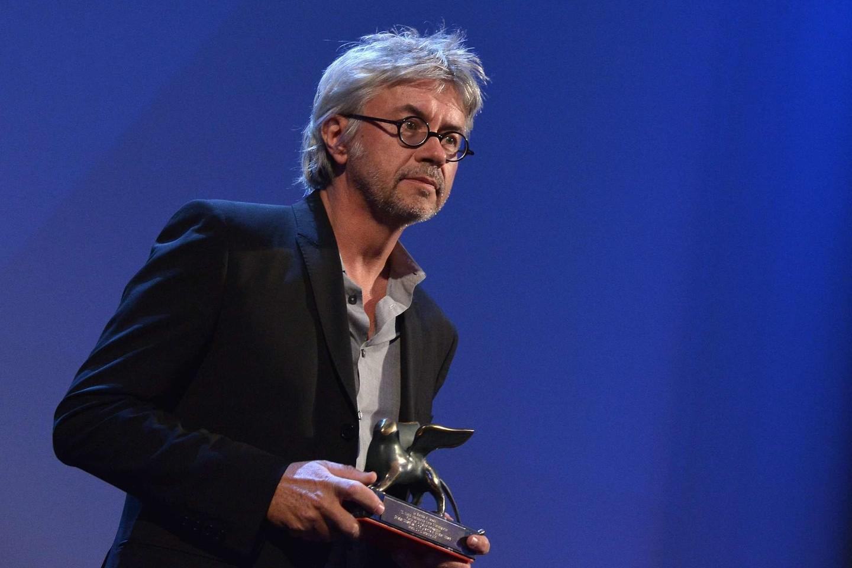"""Du apdovanojimai atiteko prancūzo Christiano Vincento filmui """"Šermuonėlis"""" (""""L'hermine""""). Režisierius apdovanotas už geriausią scenarijų, o Fabrice'as Luchini pripažintas geriausiu aktoriumi.<br>AFP/Scanpix nuotr."""