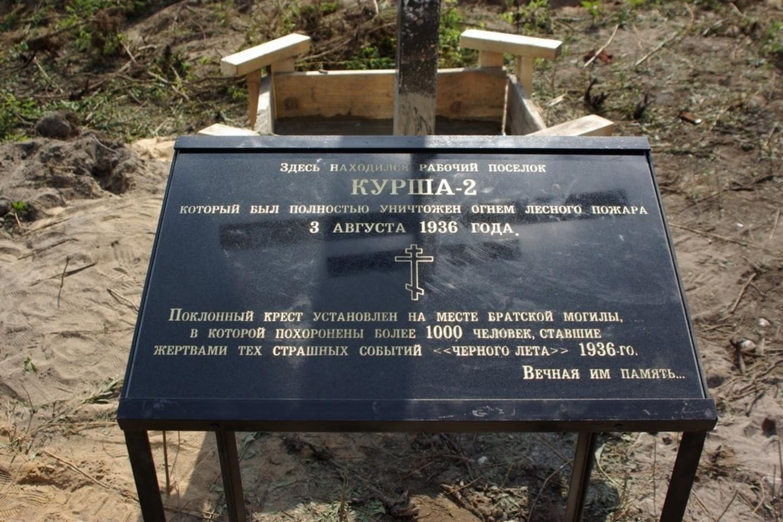 Iš tūkstančio Kuršos-2 gyventojų liko gyvi tik kelios dešimtys. Kiti sudegė gyvi.<br>Archyvo nuotr.