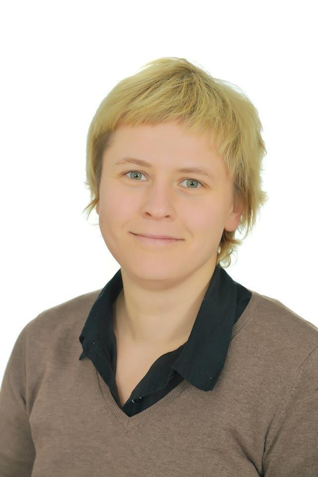 Politologė Dovilė Jakniūnaitė.<br>Asmeninio albumo nuotr.
