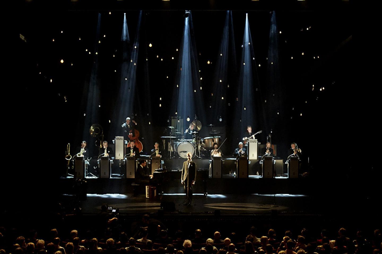 """""""Palast Orchester"""" – tikra retro muzikos sensacija.<br>Koncerto rengėjų nuotr."""