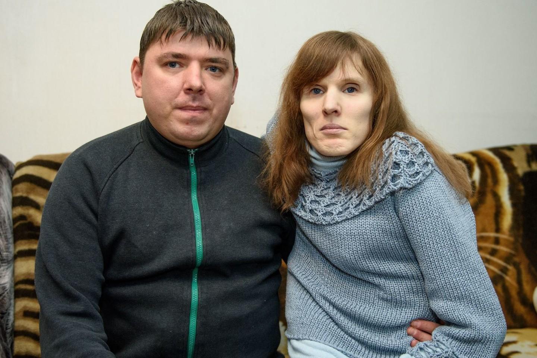 Aurelija Steponkutė ir Andrius Jankauskas.<br>Domanto Umbraso nuotr.