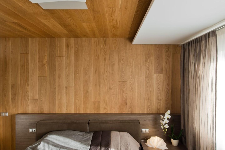 """Parduotuvių centras """"Medžio centras"""" geriausio namo interjero apdovanojimą skyrė dizainerio R.Špoko darbui Panevėžyje.<br>L.Garbačausko nuotr."""