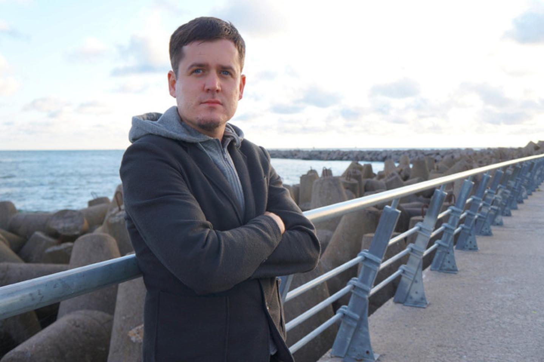 M.Gailius – rašytoja, literatūros apžvalgininkas, radijo laidų vedėjas.<br>M.Gailienės nuotr.
