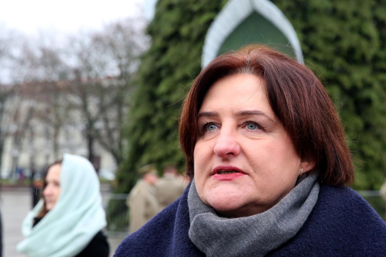 Seimo Pirmininkė Loreta Graužinienė sako, kad nėra reikalo steigti dar vieną instituciją, kuri prižiūrėtų socialiai rizikingas sritis.<br>R. Danisevičiaus nuotr.