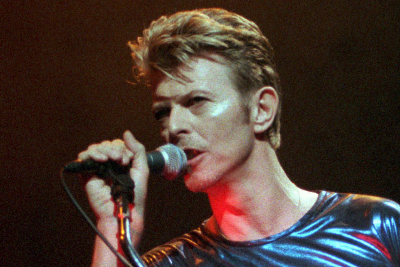 D.Bowie apie savo ligą prasitarė tik būreliui artimiausių žmonių.<br>AP nuotr.