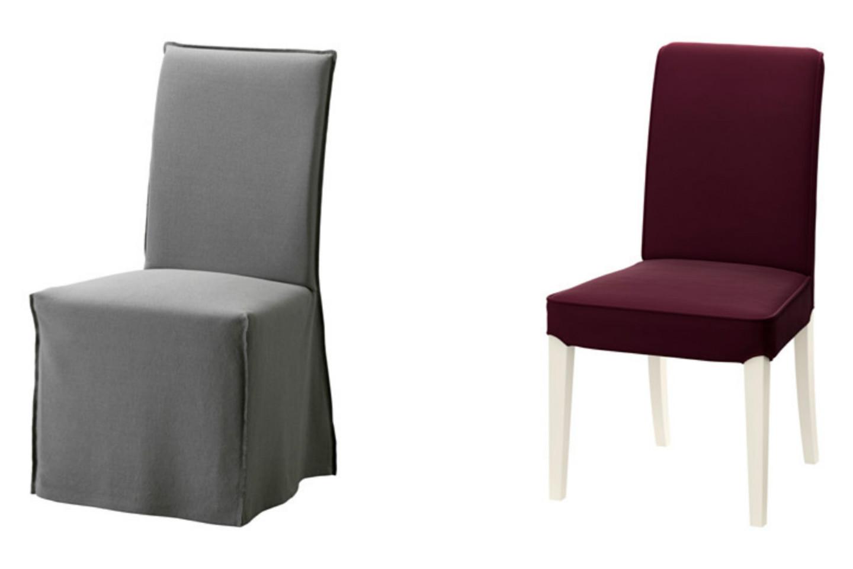 """Gėlėtomis """"Henriksdal"""" kėdėmis Lietuvoje nebeprekiaujama, tačiau yra šių kėdžių su kitais užvalkalais.<br>""""Ikea"""" nuotr."""