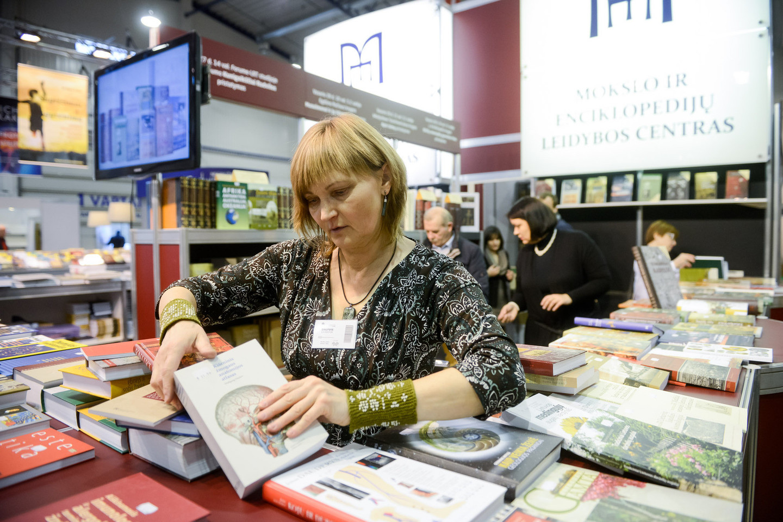 Leidėjai pasirengė įtemptam savaitgaliui.<br>J.Stacevičiaus nuotr.