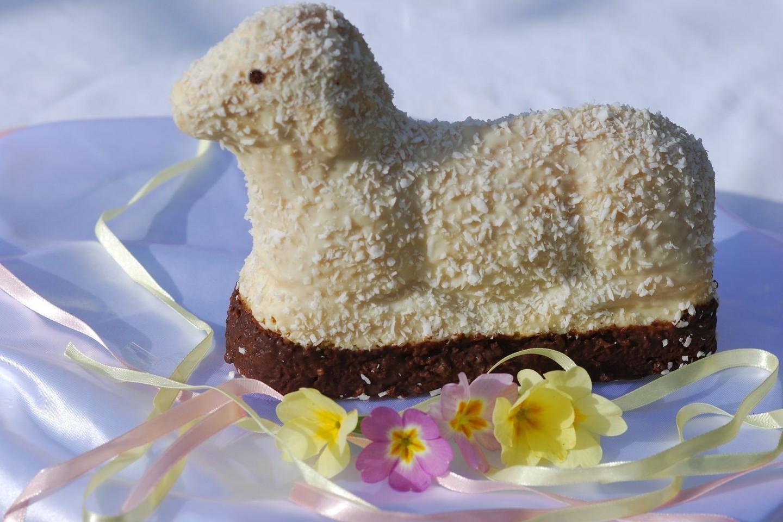 Svarbus stalo akcentas – avinėlis iš sviesto.<br>123rf nuotr.