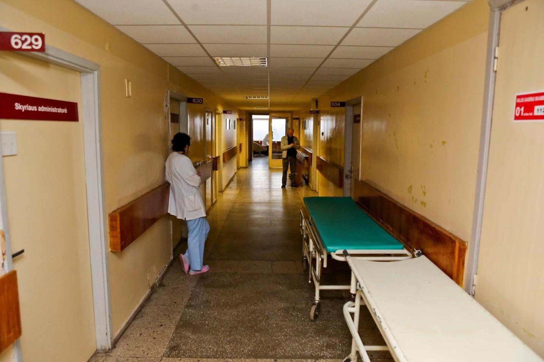 Įsivaizdavau, kad tokiems sunkiems ligoniams reikalinga jauki, rami ir šilta aplinka.<br>G.Bitvinsko nuotr.