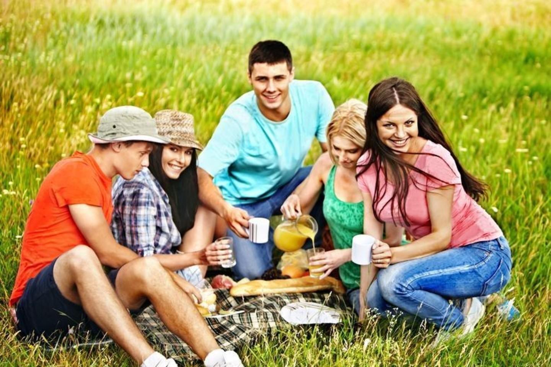 Piknikas mieste – idealus gimtadienio šventės pasirinkimas jei skaičiuojate pinigus.<br>123rf nuotr.