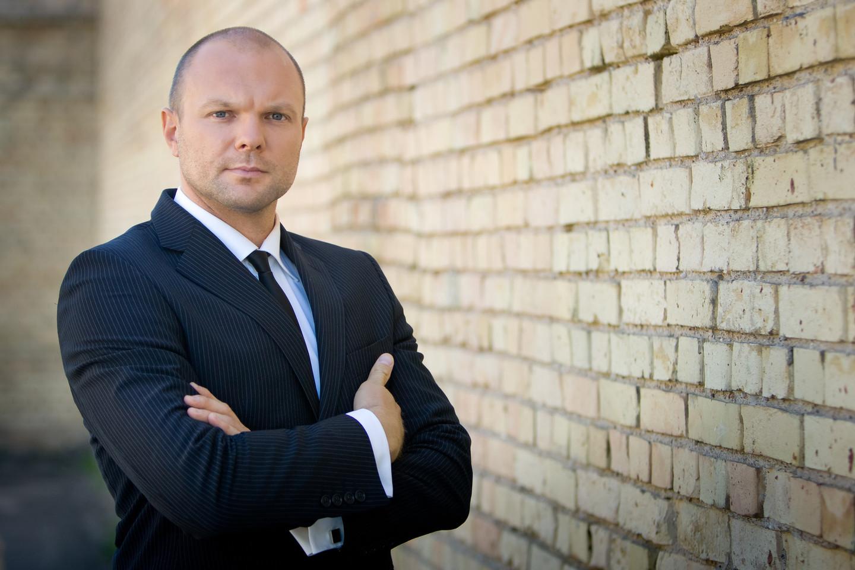 Kristupas Krivickas dalyvaus Seimo rinkimuose.<br>D.Umbraso nuotr.