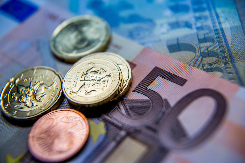 Vilnietė per klaidą gautus pinigus turės grąžinti.<br>J. Stacevičiaus nuotr.
