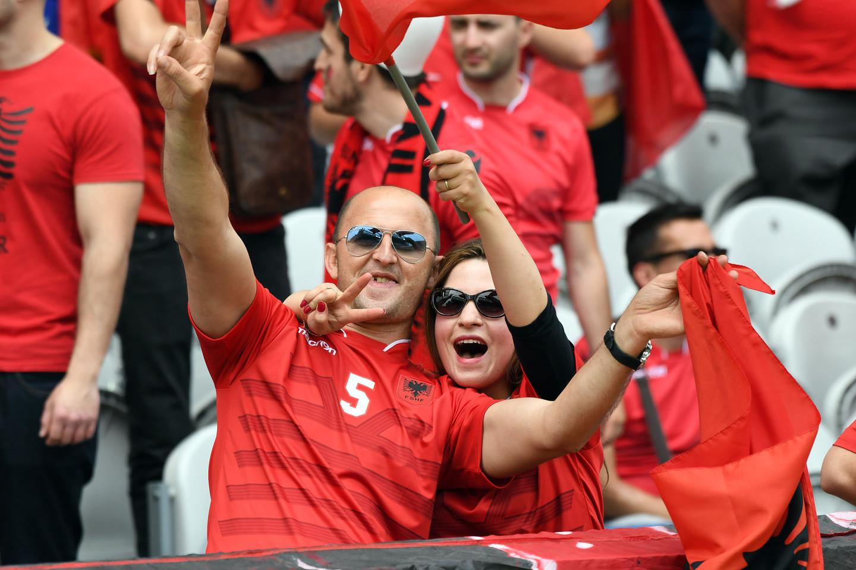 Albanijos sirgaliai.<br>AP nuotr.