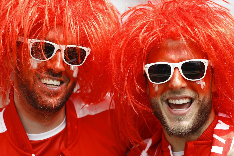 Šveicarijos sirgaliai.<br>AP nuotr.