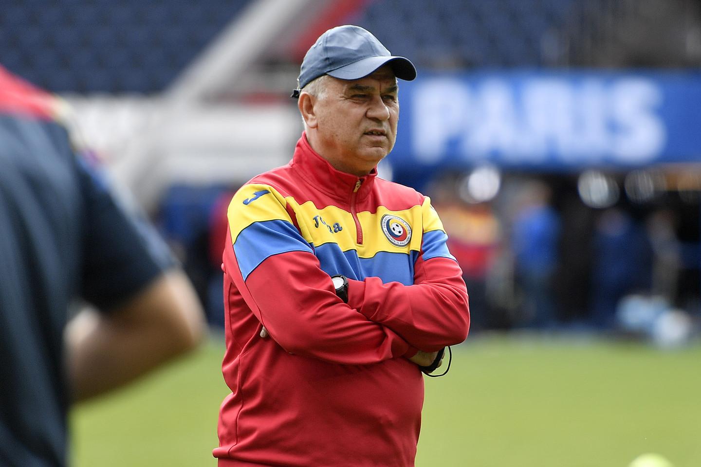 A.Iordanescu atgaivino Rumunijos futbolą.<br>AP nuotr.