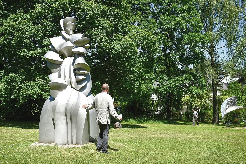 Jeruzalės skulptūrų sodas.<br>D.Umbraso nuotr.