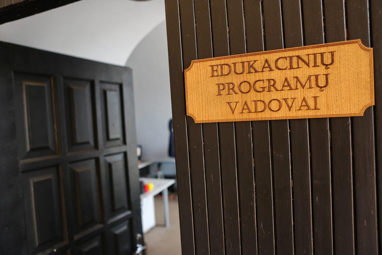 Kauno VII forto pagrindinė veikla yra edukaciniai renginiai.<br>G.Bitvinsko nuotr.