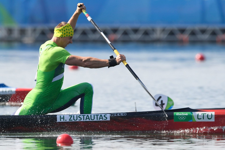 "H.Žustautas.<br>AFP/""Scanpix"" nuotr."