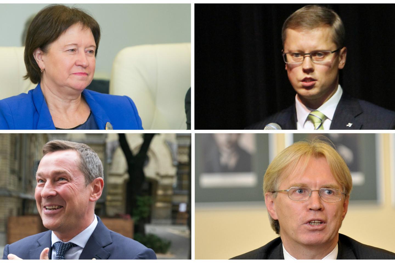 Politikos senbuviams Seimo durys užtrenktos.