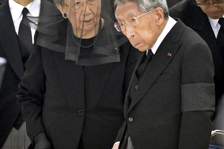 Princas Mikasa užgeso būdamas šimto metų amžiaus.<br>AP nuotr.