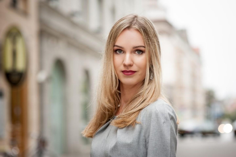 Laura Tunkevičiūtė.<br>Organizatorių nuotr.