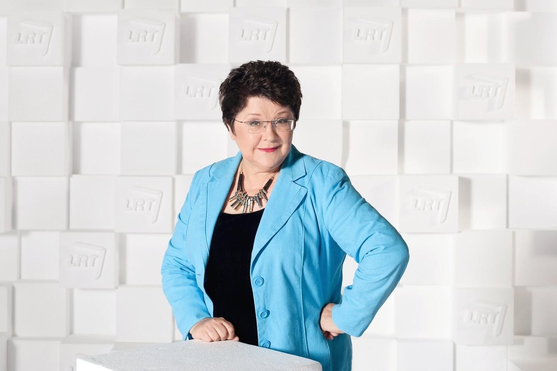 Žinoma muzikologė, Lietuvos radijo ir televizijos laidų vedėja, Lietuvos muzikos ir teatro akademijos docentė Zita Kelmickaitė (65 m.) visada ryški ir pasitempusi.<br>Asmeninio archyvo nuotr.
