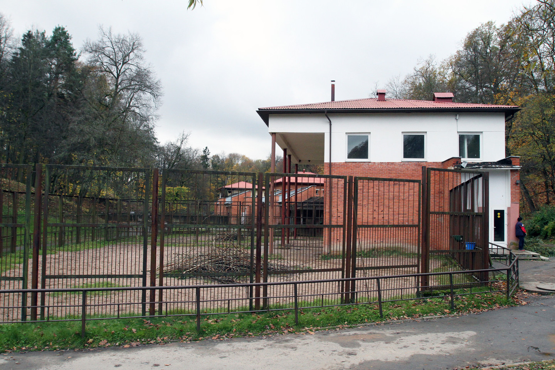 Zoologijos sodo rekonstrukcijai žadama iki 11 mln. eurų.<br>M.Patašiaus nuotr.