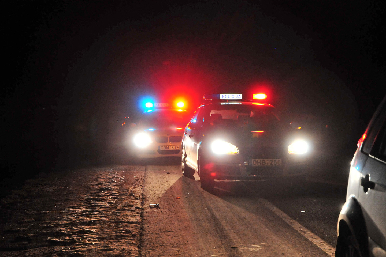 Klaipėdietį Tauragės policininkai pavežė ir dar davė pinigų kelionei.<br>A.Vaitkevičiaus asociatyvi nuotr.