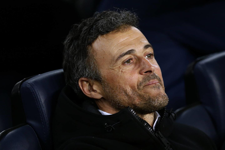 "L.Enrique įsitikinęs, kad ""Barcelona"" istorija dar nėra baigta.<br>AP nuotr."