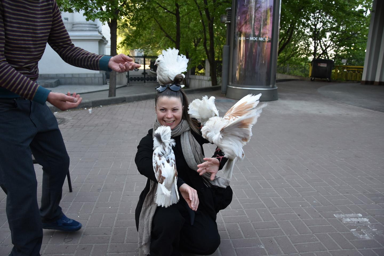 Pirma diena Ukrainoje.<br>R.Zilnio nuotr.