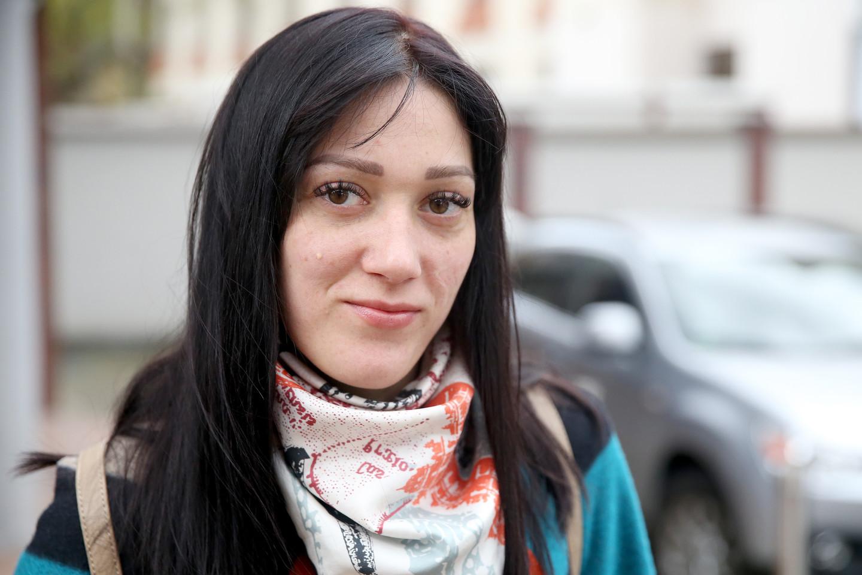 Olga džiaugiasi išsivadavusi iš depresijos ir epilepsijos gniaužtų.<br>Ramūnas Danisevičius