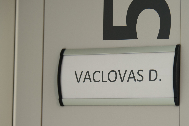 Vaclovas Daunoras<br>Vladas Ščiavinskas