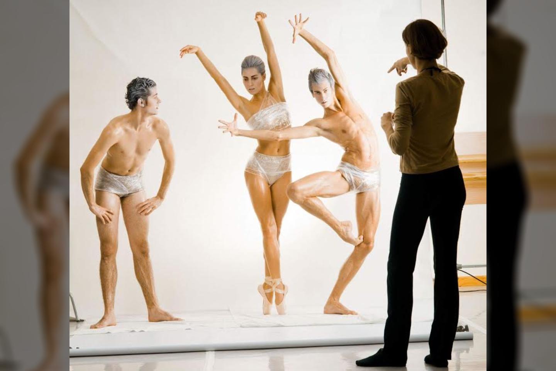 Baltijos baleto teatras sukūrė įspūdingą spektaklį, kuriame naudojama holograma.<br>Rengėjų nuotr.