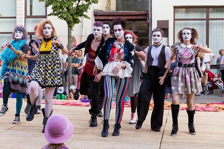 Festivalis šurmuliuos uostamiesčio gatvėse ir aikštėse.<br>Organizatorių nuotr.