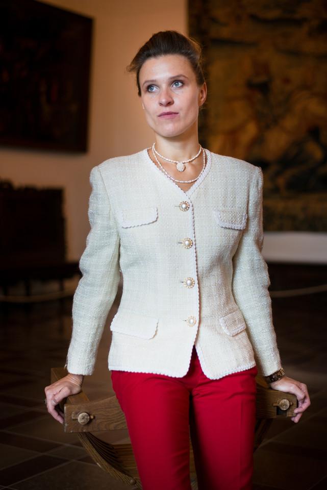 Marija Simona Šimulynaitė.<br>J.Stacevičiaus nuotr.