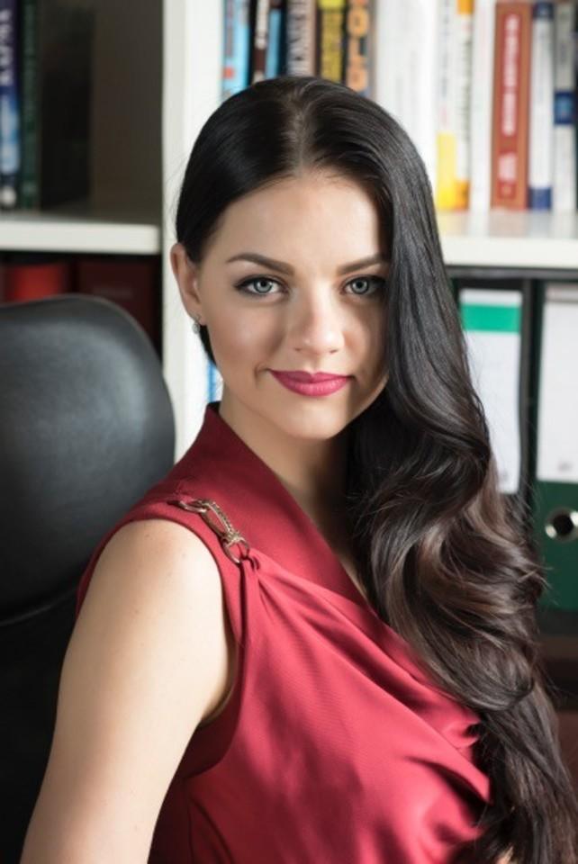 """Protinių įgūdžių lavinimo centro """"Brain Gym"""" vadovė Domantė Padleckaitė."""