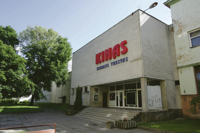 """""""Senojo tresto"""" kino teatro vietoje įsikūrė Kauno apygardos teismas.<br>G.Bitvinsko nuotr."""