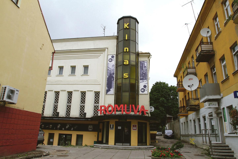 Šiandien Kaune iš beveik 40 senųjų kino teatrų išliko ir veikia vos vienas.