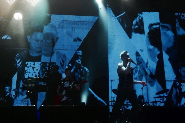 "Grupė""Depeche Mode""."