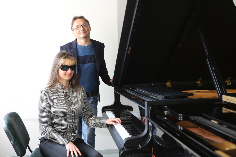 Stodama į VDU Muzikos akademiją Silvija susidūrė su įvairiomis kliūtimis.