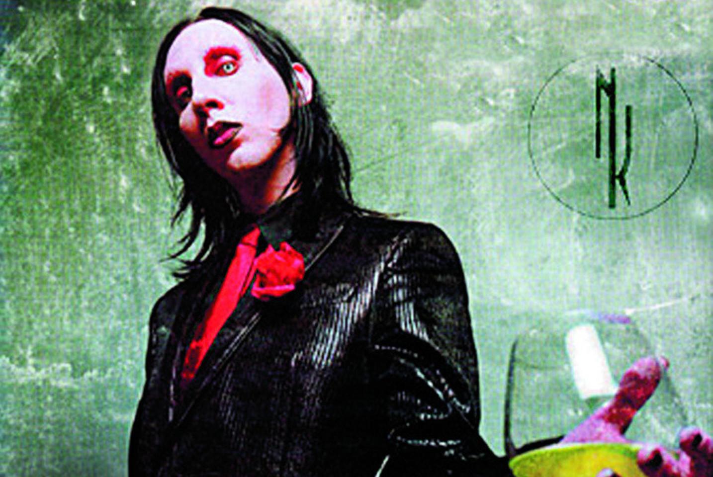Marilyn Mansonas.