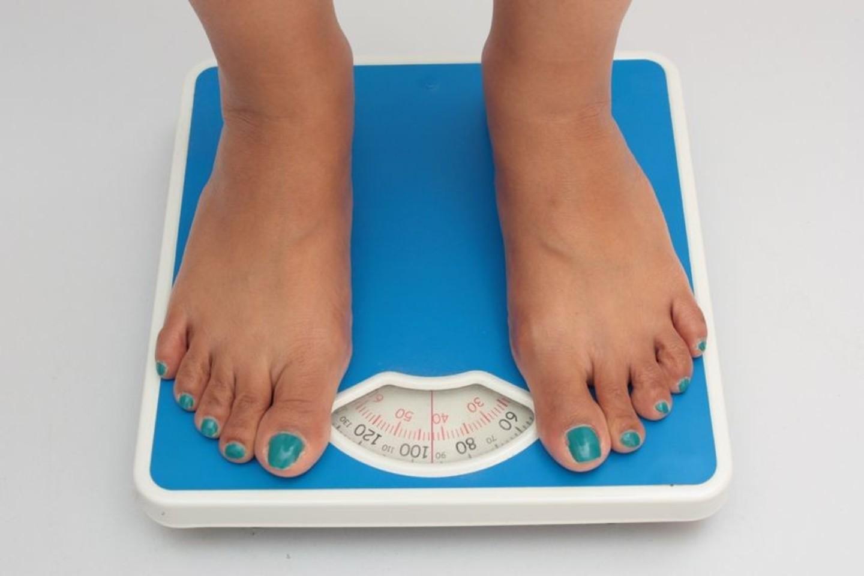 Sveiko svorio metimas per mėnesį