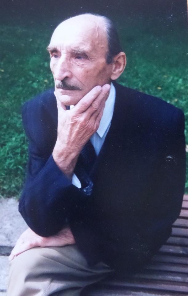 J.Laucė 2000-aisiais.<br>Lietuvos ypatingojo archyvo nuotr.