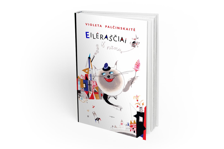 Šioje knygoje - 12 naujų kūrinių, kurie patiks ir vaikams, ir jų tėvams.